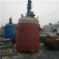 二手5吨电加热不锈钢反应釜