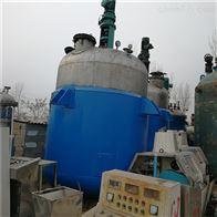 出售闲置二手15吨不锈钢反应釜