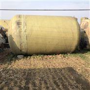 70吨二手玻璃钢储蓄罐