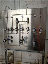 320系列实验室安装半自动切换面板
