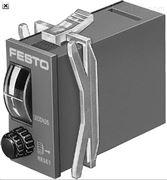 分析FESTO费斯托气动定时器PZVT-120-SEC
