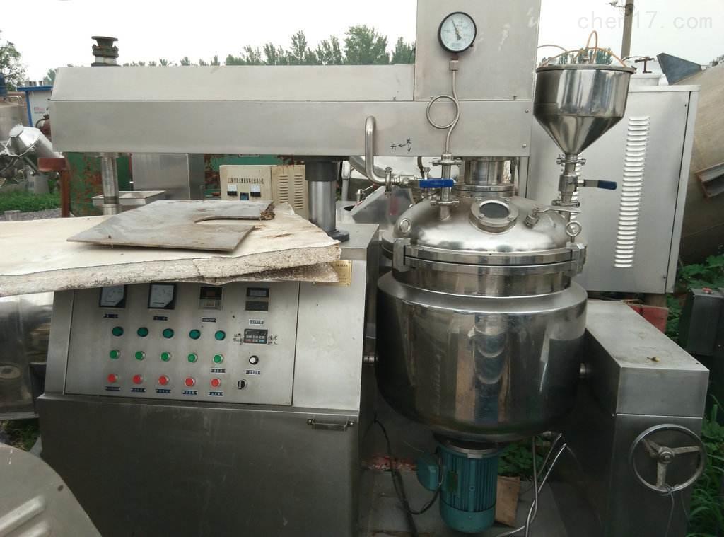 回收二手乳化机