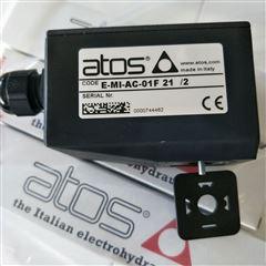 E-MI-AC-01F是阿托斯放大器标准款