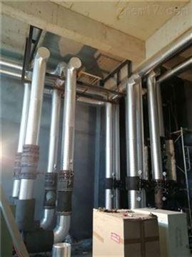 镀锌铁板玻璃棉保温安装队伍每米报价
