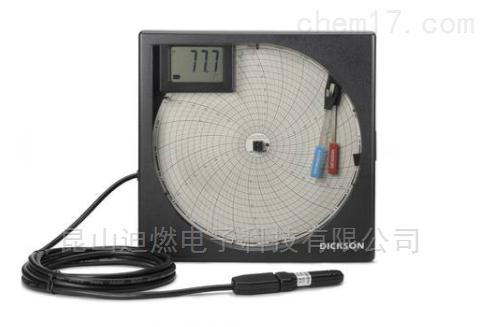 DICKSON圆盘记录仪TH8P3