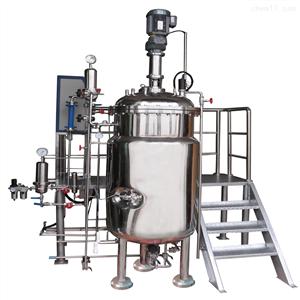 JD-SAFM-30L不锈钢全自动发酵罐