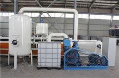 硅质聚苯板渗透设备