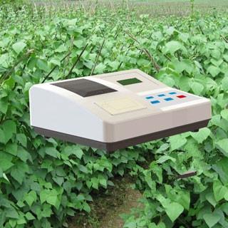 热销HX-FB肥料养分测试仪(内置热敏打印机)