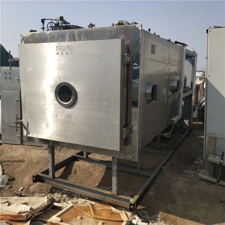 长期出售二手20平方冷冻干燥机
