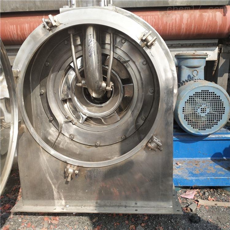 出售无锡中达二手LWL450卧式螺旋过滤离心机