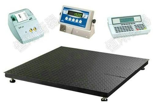 电子平台秤带打印