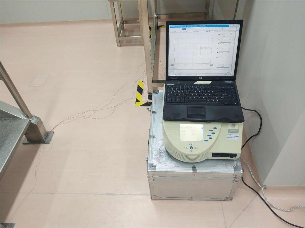 在线灭菌系统能力验证
