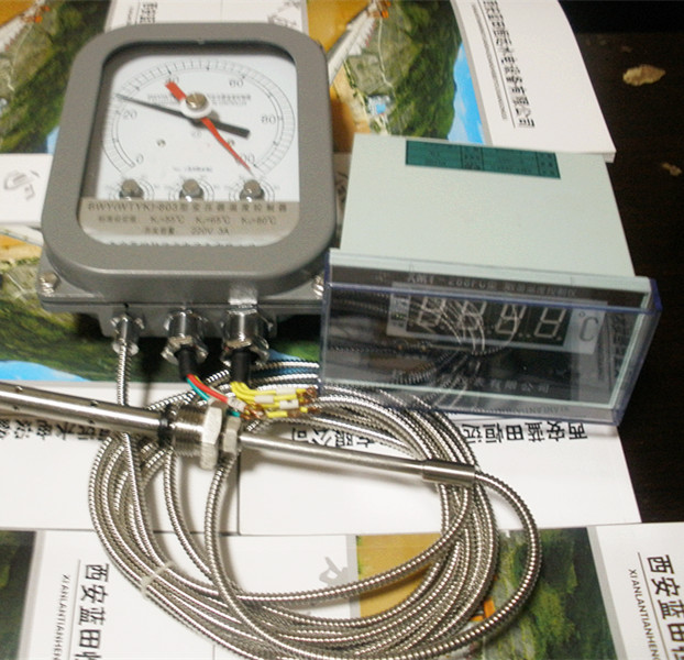 变电站温控器bwy-803a温度指示控制器信号控制
