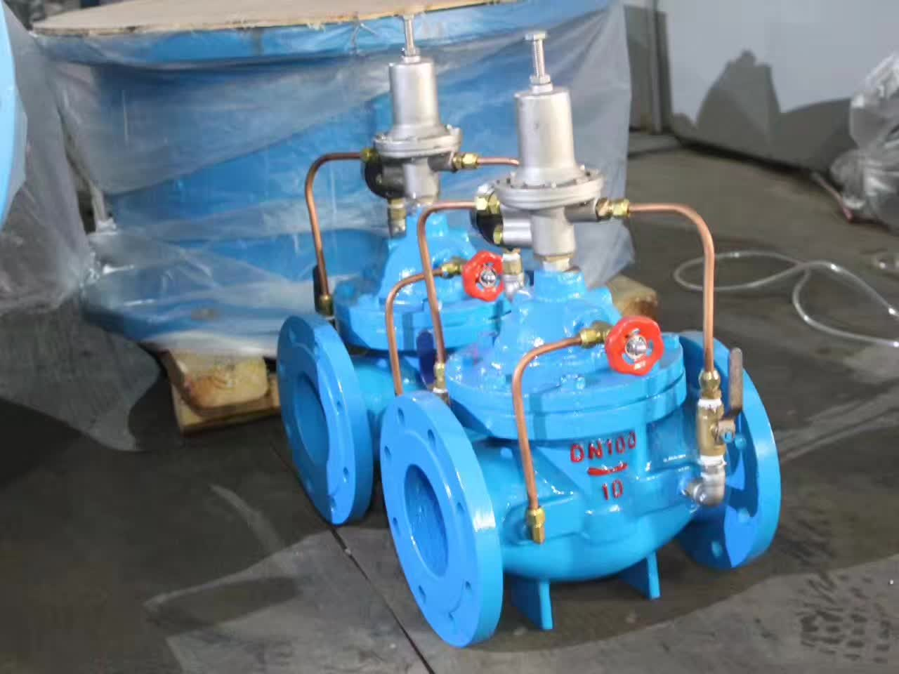 消火栓系统减压阀技术规范图片