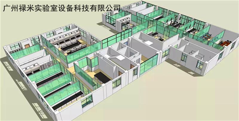 您的实验室空间设计够标准了嘛?
