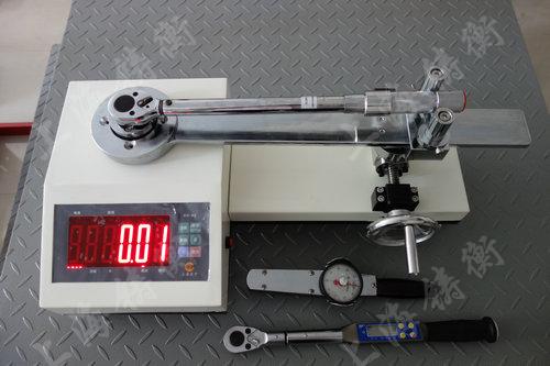 双量程扭矩扳手校准仪图片