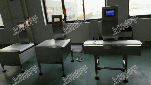 上海实干初八正式上班了 需要自动检重秤的用户可以来电咨询了