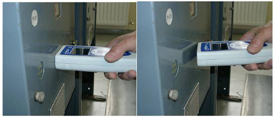 开关柜局部放电检测图