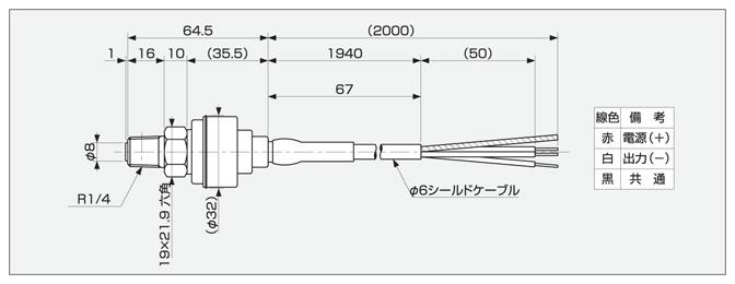 ACT压力传感器ATS系列技术参数
