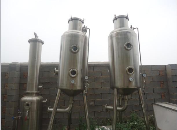 手逆流降膜浓缩蒸发器产品特点 技术文章 菏泽开发区德行化工设备销