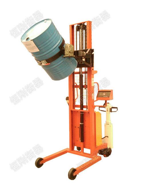 电动计重油桶秤