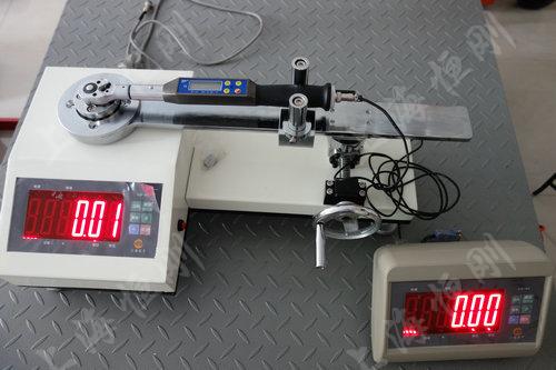 小扭力扳手检测仪