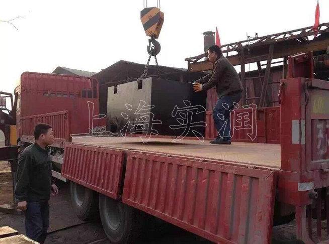 3吨4吨5吨配重铁块