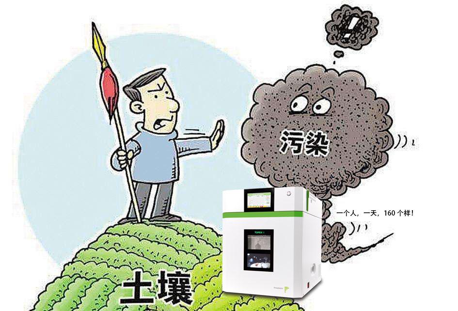量小非君子:土壤详查,推荐这款微波消解仪