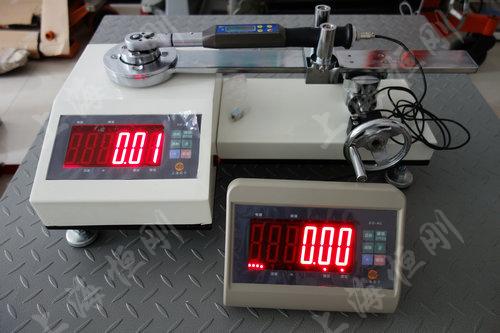 小型扭矩扳手测试仪