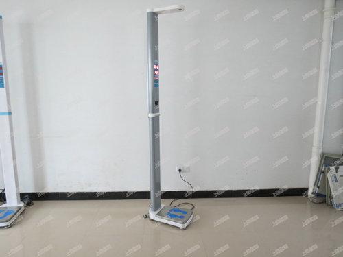 验兵用查身体体检秤,青年身高体重测量秤