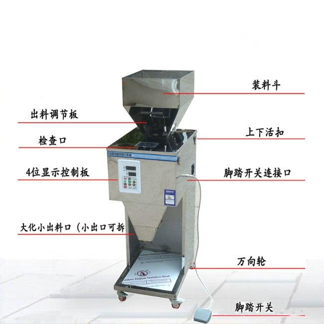 大米分装机