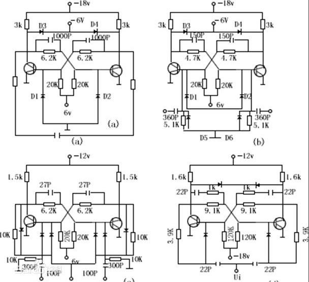 kcb-1双稳态开关工作原理