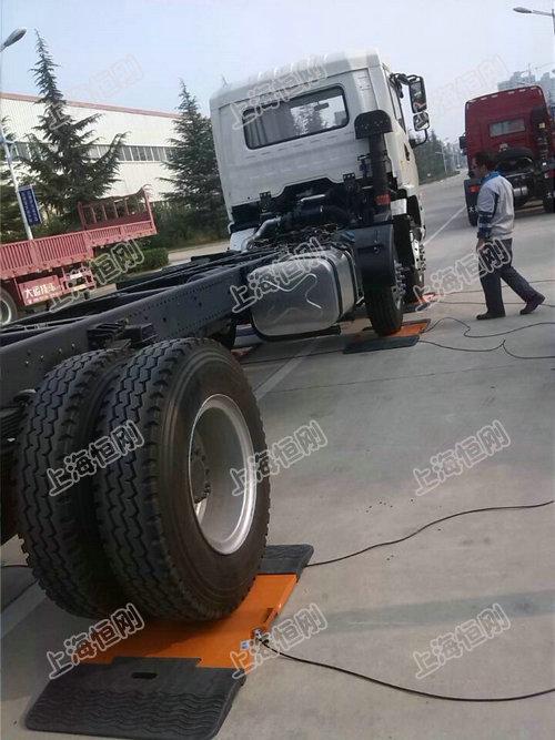 车辆轴重汽车衡