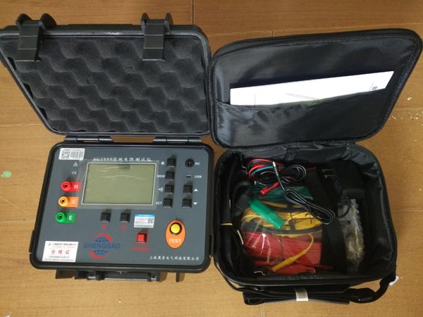 接地电阻测试仪的测量原理和使用方法