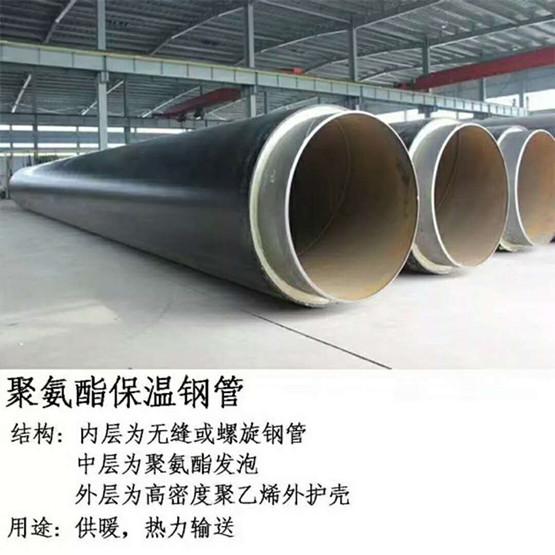 聚氨酯保温管厂家