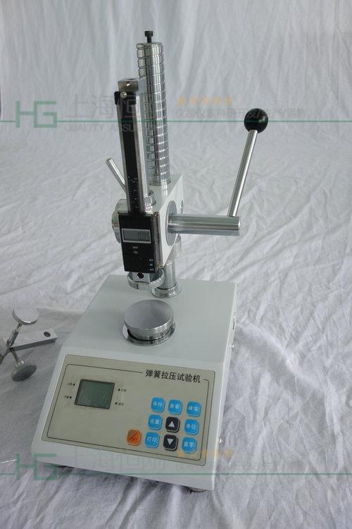 SGTH手动弹簧拉压试验机图片