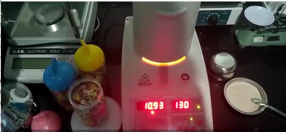 果蔬挂面水分检测仪