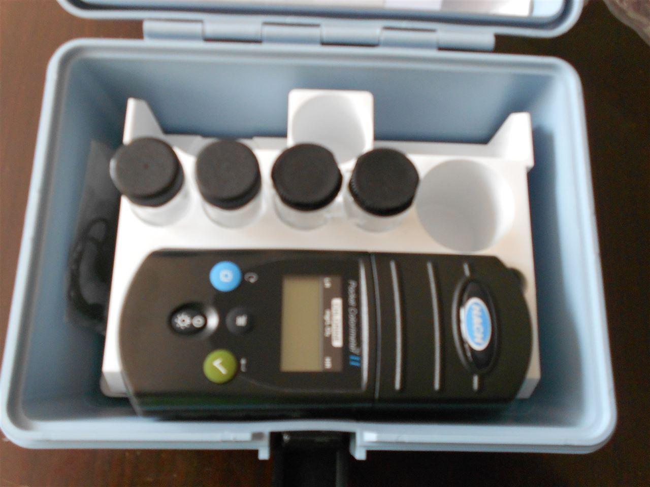 PCII测定仪