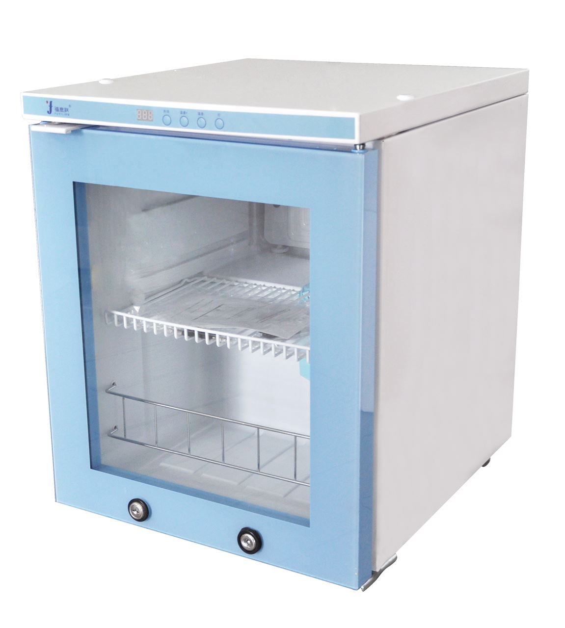 台式医用小冰箱 小型医用冷藏箱图片
