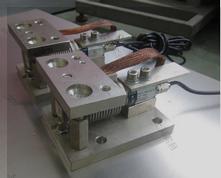 反应釜称重系统模块安装