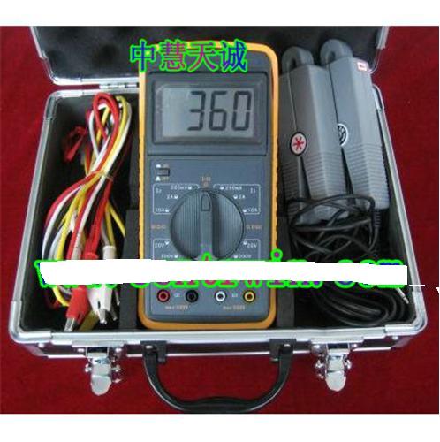 双钳数字相位伏安表可以测量三相电压的相序