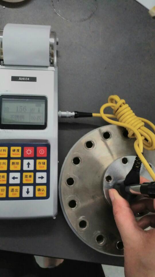 钢丝焊接硬度测试仪