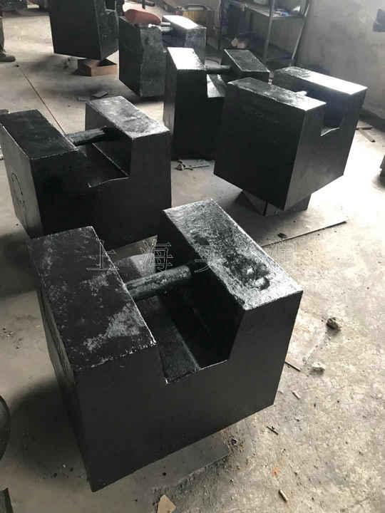 钢厂配重砝码