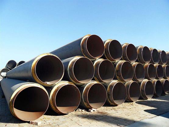聚氨酯直埋热水保温钢管厂家