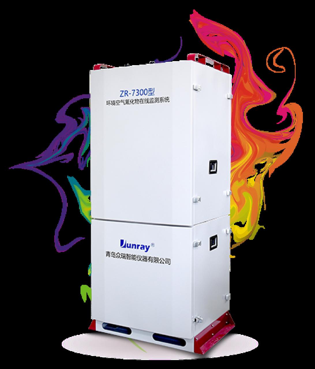 ZR-7300型环境空气氟化物在线监测系统