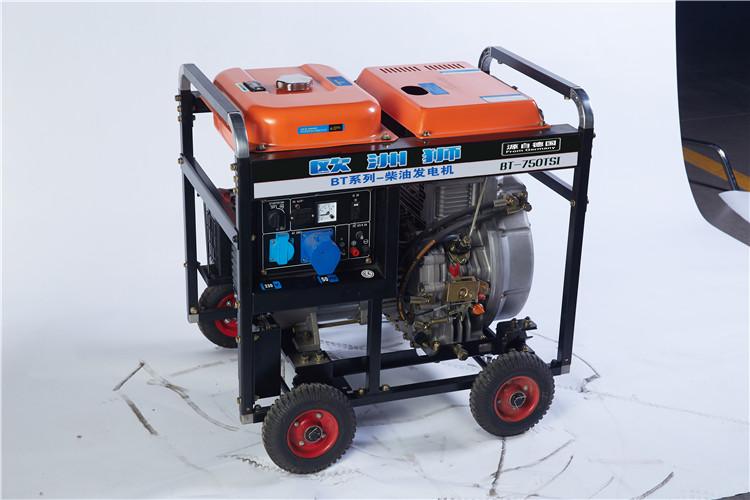 6千瓦三相柴油发电机价格