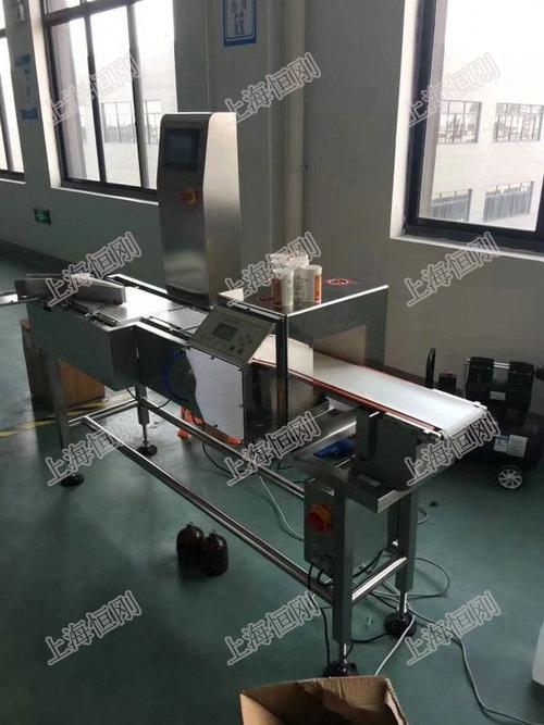金属探测重量检测机