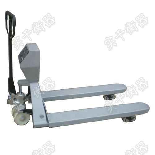 不锈钢叉车电子秤