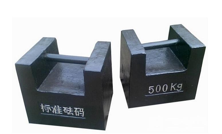 500kg砝码