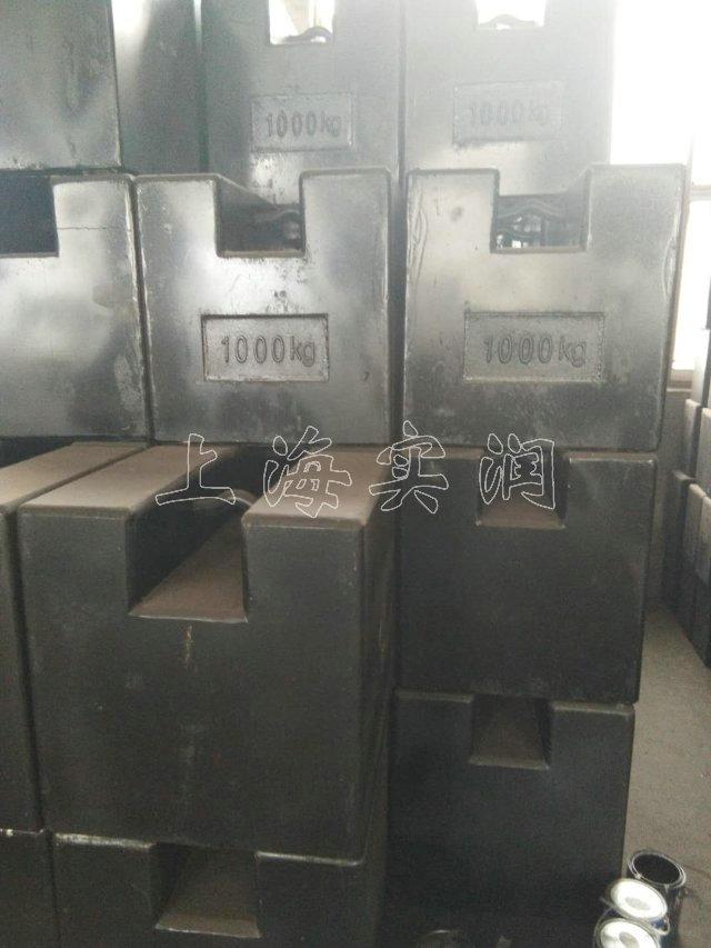 500kg铸铁砝码